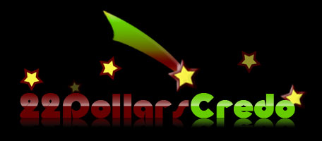 22Dollars Credo